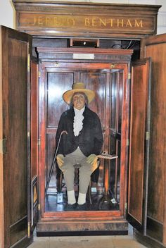 Days Out in London - French Eighteenth Century, Before and After #UCL #WallaceMuseum #History #London #DaysOut #eighteenthcentury #FrenchRevolution #JeremyBentham