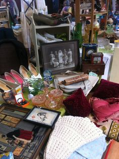 Oundle Vintage Fair on 12th May 2013 - photo by Lost Property Vintage