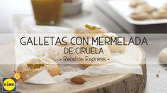 Galletas con Mermelada de Ciruela - Receta Express Lidl, Cereal, Dairy, Cheese, Breakfast, Food, Youtube, Deserts, Bon Appetit