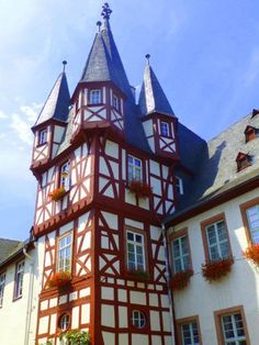 Love the architecture in this region of Europe