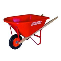 Seymour WBJR Poly Tray Lightweight Childrens Size Wheelbarrow -- See this great product.