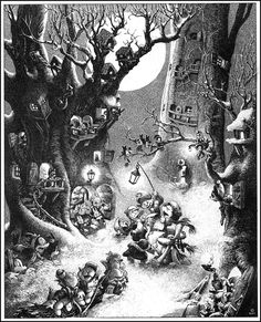 gameraboy christmas carolers by hank porter 1938 find this pin and more on christmas in black white - Christmas In Black And White