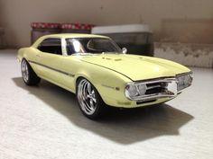 1/24 │ Pontiac Firebird 68 │ Revell US │ Can Girgin