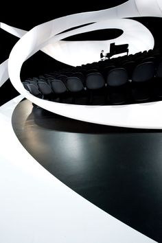 Zaha Hadid Architects · JS Bach Chamber Music Hall