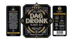 FOKOFPOLISIEKAR CRAFT BEER RANGE on Behance