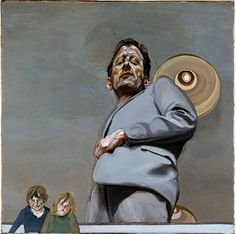If It's Hip, It's Here (Archives): Lucian Freud Remembered. Images of (and links to) his Astounding Work.