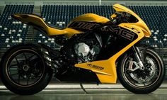 Mercedes and MV Agusta are celebrating their partnership by unveiling a one-off F3 800 motorcycle.