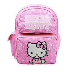Sanrio Hello Kitty Backpack  Child Size Pink >>> See this great product.
