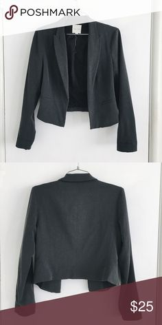 Silence + Noise Cropped Blazer Cropped Blazer. Excellent condition, like new! silence + noise Jackets & Coats Blazers