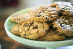 """the """"best"""" chocolate chip cookies"""