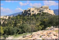 Democracy was conceived here on this rock.   Community Post: 49 Reasons To Love Greece