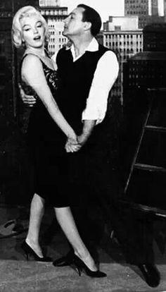 Marilyn Monroe & Gene Kelly