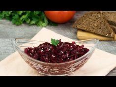 Perfektní chuť, nikdo si ani nepomyslí, že je to jednoduchý řepový salát| Chutný TV - YouTube Pasta, Serving Bowls, Raspberry, Meat, Fruit, Tableware, Tv, Parfait, Youtube