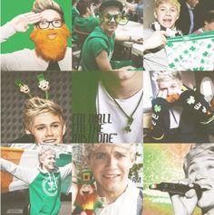 My little Irish Niall.