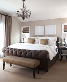 Master Bedroom Oasis ana white diy rustic nightstands | bedroom oasis | pinterest