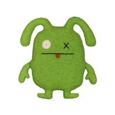 I <3 Uglydolls. They're the best things ever. Really. Ox is the closest they have to a Zombie, I adore him.