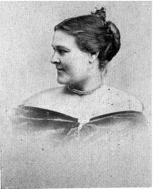 Laura Redden Searing, deaf journalist and poet, 1839-1923