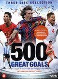 500 GREAT GOALS www.bibliotheeklangedijk.nl