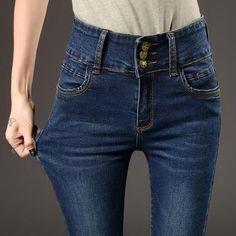 7db6ff27012 2019 Plus size 4XL 5XL Summer Ripped Jeans Short Pants Women Casual Lace Up  Capris Ladies Wide Leg Denim Jeans Harem Pants C3200
