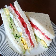 Tasty Tomato, Egg and Avocado All-Terrain Sandwich - there are also 12 other lunch ideas here from Spoonful.