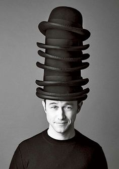 Joseph Gordon-Levitt photographed Sam Jones #celebrity #photo