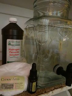 A MUST TRY:  Easy DIY Laundry Detergent and Bleach! She has an easy castille soap & EO based liquid detergent AND bleach.  All natural.  Read the comments because she also updates her recommendations.  Good stuff from sonshineinthewildwood.blogspot.com
