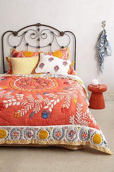 AnthroFave: Bohemian Bedding Favorites