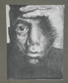 man Painting, Art, Art Background, Painting Art, Kunst, Paintings, Performing Arts, Painted Canvas, Drawings