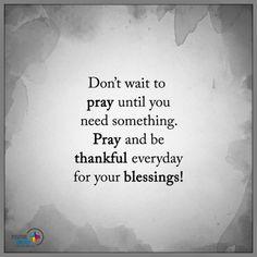 pray quote
