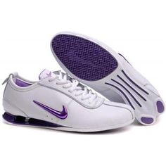 316316 004 Nike Shox Rivalry White Purple J12004