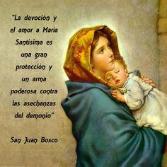 Mejores 91 Imagenes De Frases Sobre La Virgen Maria En Pinterest