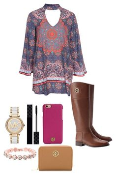 """"""""""" by tayy1199 ❤ liked on Polyvore featuring Kiss The Sky, Tory Burch, Gucci, Michael Kors and Kendra Scott"""