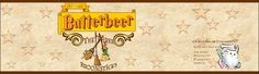 Butterbeer Labels-we used these for our Harry Potter Party