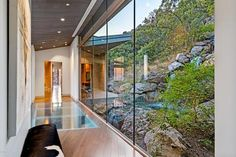 Big Cottonwood Canyon, Salt Lake City, UT Cottonwood Canyon, Modern Mountain Home, Jacuzzi Outdoor, Building A Pool, Architectural Features, Indoor Outdoor Living, Gated Community, Image House, Sliding Glass Door