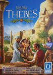 Thebes  (This looks fun!)  A game of competitive archeology. Players are archaeologists who must travel around Europe, northern Africa, and the Middle East to acquire knowledge about five ancient civilizations -- the Greeks, the Cretans, the Egyptians, the Palestinians, and the Mesopotamians -- and then must use this knowledge to excavate historical sites in the areas of these civilizations.