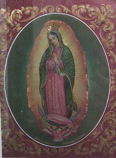 The Virgen de Guadalupe in Chicana Art  By: Yoland M. Lopez