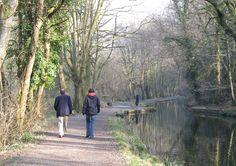 Neath Canal Walk © John Davies