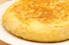 Tortilla de patatas más jugosa y esponjosa | Cocina