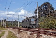 Swiss Railways, Electric Locomotive, Trains, Locomotive, Train