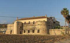 Málaga Casa-fuerte del Marqués -