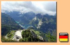 Europa Sites: Mirador del Monte Jenner y alrededores