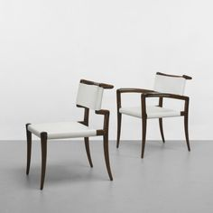 After Samuel Marx  Set of Four Chairs image 3