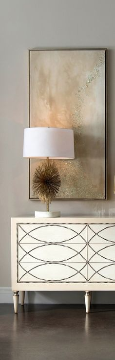 """Buffet Lamps"" ""Buffet Lamp"" ""Console Lamps"" ""Console Lamp"" www.InStyle-Deco… - All For Lamp İdeas Industrial Interior Design, Industrial Interiors, Home Interior Design, Interior Decorating, Decorating Ideas, Interior Exterior, Luxury Interior, Luxury Furniture, Furniture Design"