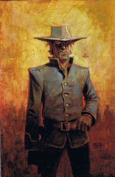 Jonah Hex by *Andrew-Robinson on deviantART