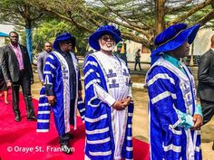 Governor Wike today, along with his dear wife Justice (Mrs.) Eberechi Suzzette Nyesom-Wike, joined the Pro-Chancellor of Pamo University of Medical Sciences, Dr. Peter Odili, its Chancellor, General Abdulsalami Abubakar along with his wife, Justice (Mrs.) Fati Abubakar, and the Board of Trustees and