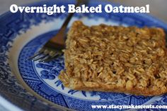 Baked Oatmeal Revised