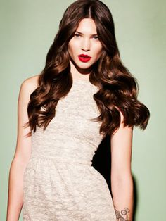 The Manhattan - Headmasters SS12 Blow-Dry Collection. www.handbag.com/hair
