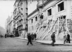 Pocket : El edificio de Telefónica durante la Guerra Civil