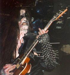 Gorgoroth live at John Dee 04 - Infernus - Wikipedia, the free encyclopedia Evil Art, Death Metal, Metal Bands, Zine, Black Metal, Darth Vader, Concert, Colorbox, Blackpool