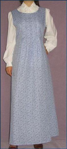 Custom Made Woman's Modest Pleated Jumper Spring Summer Custom Made. $44.00, via Etsy.